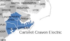 Carteret-Craven Electric
