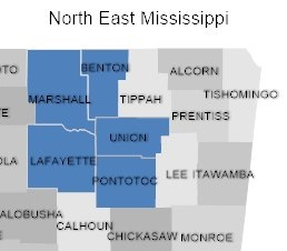 North East Mississippi