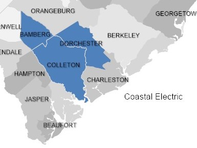 Coastal Electric Cooperative Rural Power Project