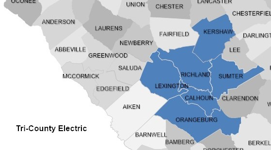 Tri-County Electric SC