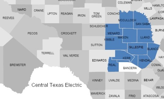 Central Texas Electric