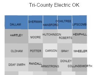 Tri-County Electric (OK)